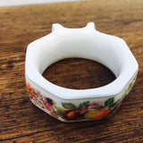 Johnson Bros Fresh Fruit Napkin Rings