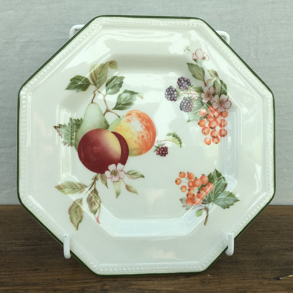 "Johnson Bros ""Fresh Fruit"" Tea Plate"