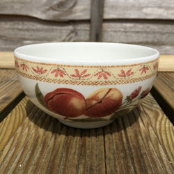 Johnson Bros Fruit Sampler Sugar Bowl