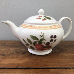 Johnson Bros Fruit Sampler Teapot