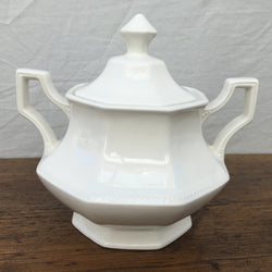 Johnson Bros Heritage Lidded Sugar Bowl
