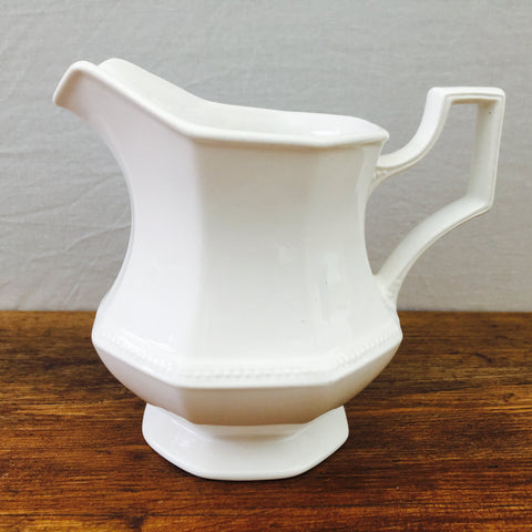 Johnson Bros Heritage Milk Jug