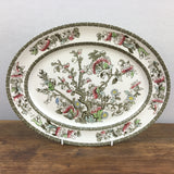 Johnson Bros Indian Tree Oval Platter