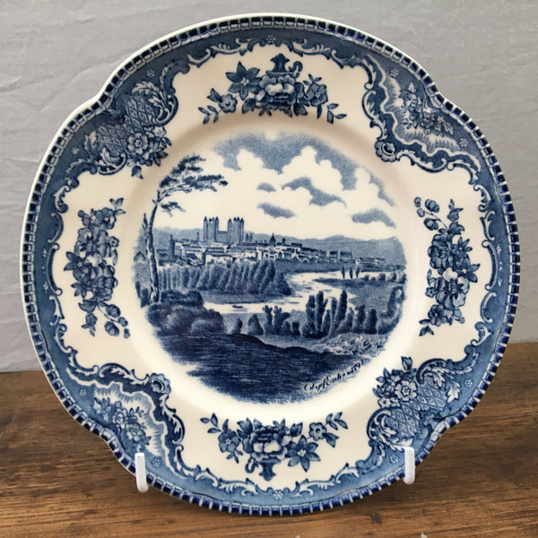 "Johnson Bros ""Old Britain Castles (Blue)"" Tea Plate"