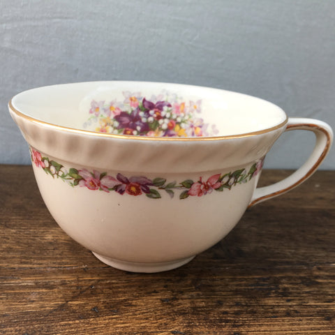 Johnson Bros Queens Bouquet Tea Cup