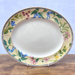 Johnson Bros Spring Medley Oval Serving Platter