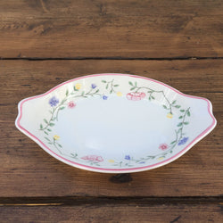 Johnson Bros Summer Chintz Entrée Dish