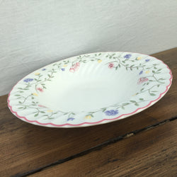 Johnson Bros Summer Chintz Rimmed Bowl