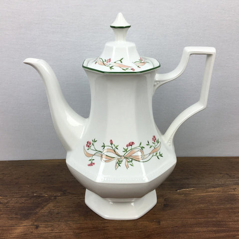 Johnson Bros Eternal Beau Coffee Pot