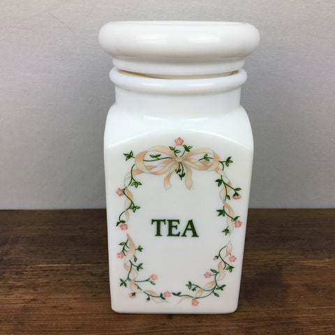 Johnson Brothers Eternal Beau Tall Pyrex Storage Jar - Tea