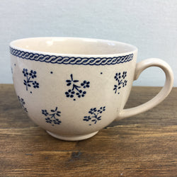 Johnson Brothers Petite Fleur Blue Tea Cup