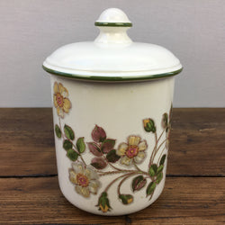 Marks & Spencer Autumn Leaves Small Storage Jar