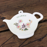Marks & Spencer Autumn Leaves Tea Bag Holder