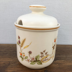 Marks & Spencer Harvest Lidded Jam/Preserve Pot