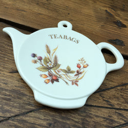 Marks & Spencer Harvest Melamine Teabag holder