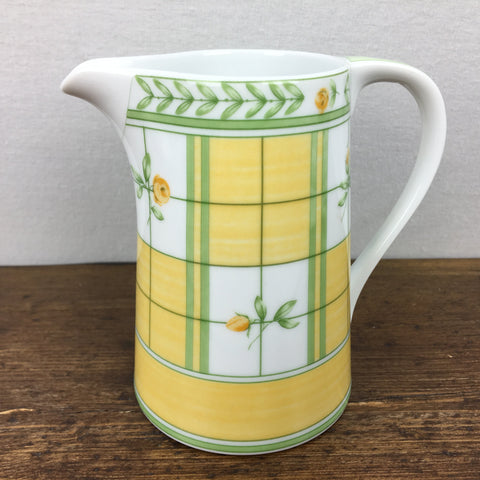 Marks & Spencer Yellow Rose Milk Jug