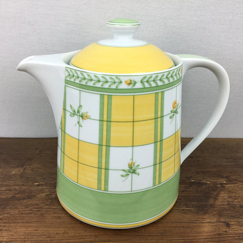 Marks & Spencer Yellow Rose Teapot