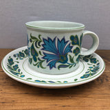 Midwinter Caprice Breakfast Cup & Saucer