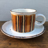 Midwinter Earth Tea Cup & Saucer
