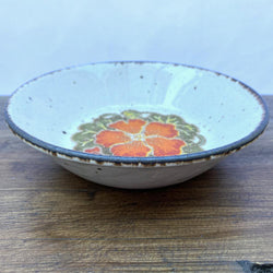 Midwinter Nasturtium Fruit/Dessert Bowl
