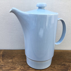 Poole Pottery Azure Coffee Pot