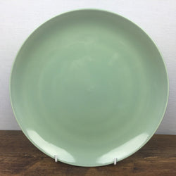 Poole Pottery Celadon Dinner Plate