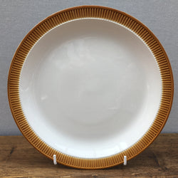 Poole Pottery Chestnut Breakfast/Salad Plate
