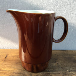 Poole Pottery Chestnut 1 Pint Jug