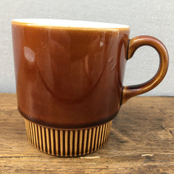 "Poole Pottery ""Chestnut"" Tea Cup"