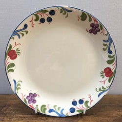 Poole Pottery Cranborne (Rimless) Breakfast / Salad Plate