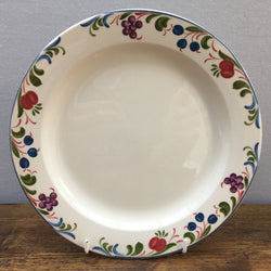 Poole Pottery Cranborne (Rimmed) Breakfast / Salad Plate