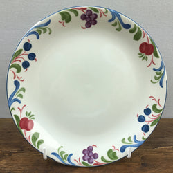 Poole Pottery Cranborne Tea Plate (Rimless)