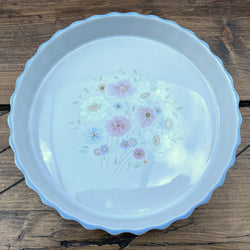Poole Pottery Dawn Ballet Quiche Dish
