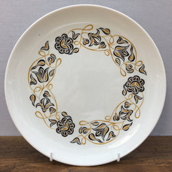 Poole Pottery Desert Song Breakfast / Salad Plate