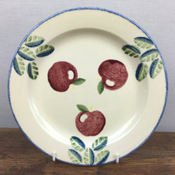 Poole Pottery Dorset Fruit Breakfast/Salad Plate (Apples)