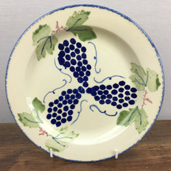 Poole Pottery Dorset Fruit Breakfast / Salad Plates Grape