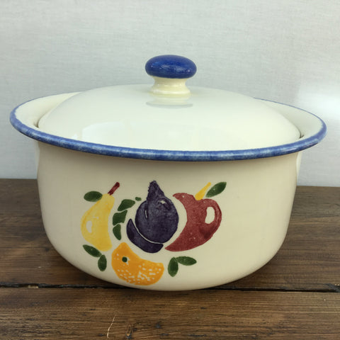 Poole Pottery Dorset Fruit Casserole Dish, 4.5 Pints