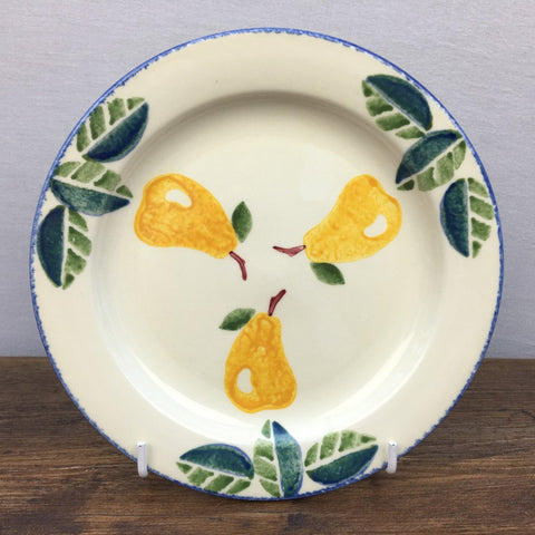 Poole Pottery Dorset Fruit Tea Plate (Pears)