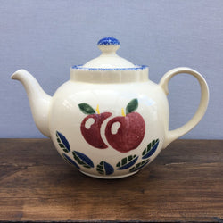 Poole Pottery Dorset Fruits Teapot (Apples)