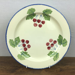 Poole Pottery Dorset Fruits Dinner Plate (Cherries)