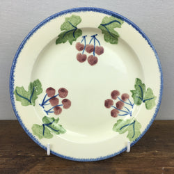 Poole Pottery Dorset Fruits Cherries Tea Plate