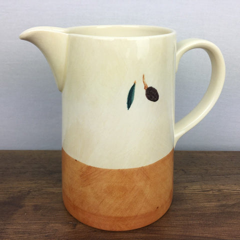 Poole Pottery Fresco Terracotta Pitcher, 3 Pints