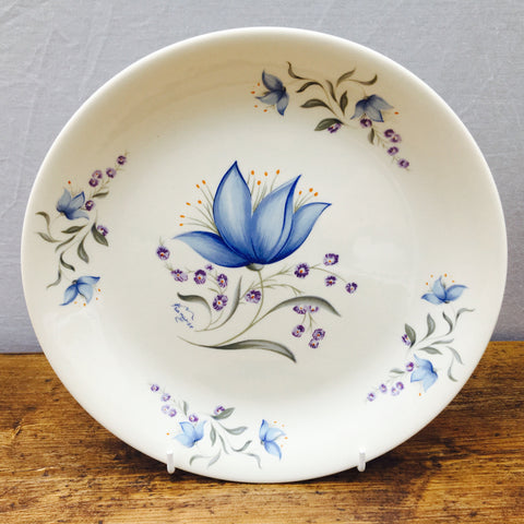Poole Pottery Harebell Breakfast/Salad Plate