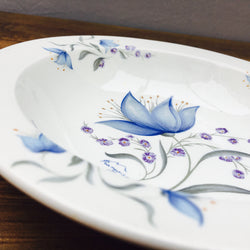Poole Pottery Harebell Cereal Bowl