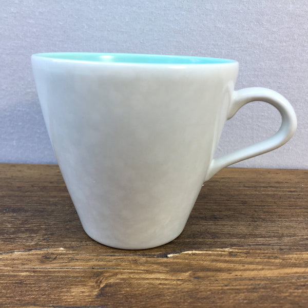 Poole Pottery Ice Green & Seagull Narrow Tea Cup (Contour)