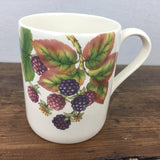 Poole Pottery Miscellaneous Mugs Blackberries & Acorn design