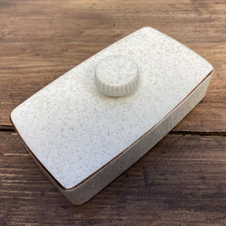 Poole Pottery Parkstone Butter Dish Top