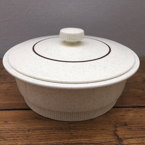 Poole Pottery Parkstone Lidded Serving Dish