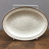 Poole Pottery Parkstone Small Oval Plate