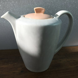 Poole Pottery Peach Bloom & Seagull Coffee Pot